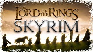 """TES V: Skyrim """"Средиземье в Скайриме!"""" #24 ⚔ Мод на властелин колец"""