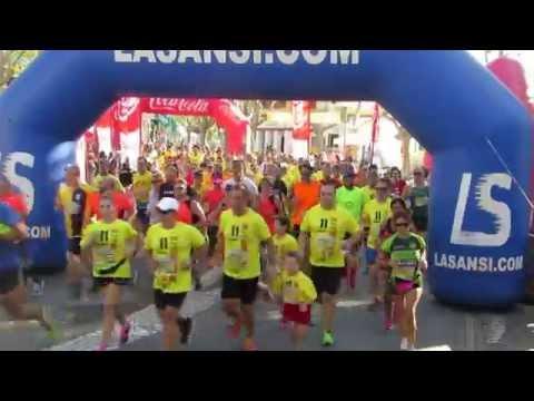 Vídeo de salida La Sansi V Bellaterra 11/09/16