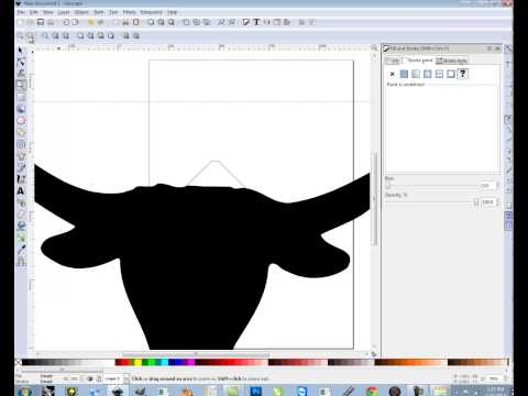INKSCAPE TRAINING VIDEO 5