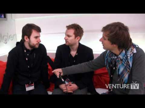 Sehenswert: Christoph Lange und Tobias Schiwek von simfy im Videointerview