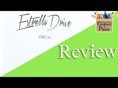 Time Stories: Estrella Drive | Expansion Review | Cardboard N' Plastic