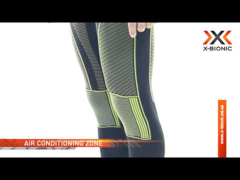 Обзор термобелья X-BIONIC® Energy Accumulator® EVO