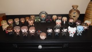 Game of Thrones Funko Pop! Collection - Exclusives & More!