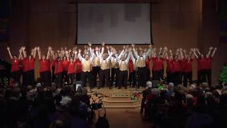 """""""Jolly Old Saint Nick!"""" by Houston Choral Showcase"""