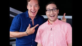 Бенедикт Камбербэтч, Benedict Cumberbatch's first ever Comic-Con Interview with Josh Horowitz (RUS SUB))