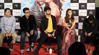 Question Answer Session | Shahid Kapoor | Alia Bhatt | Karan Johar | Shaandaar Trailer Launch