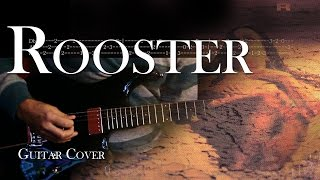 Rooster - Alice in Chains   Guitar Cover with  Tabs