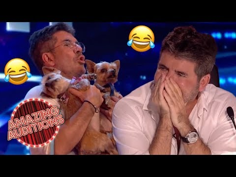 BEST of FUNNY Got Talent Auditions | Amazing Auditions