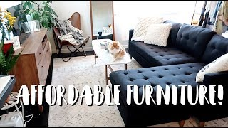 HOW TO: Affordably Furnish Your Home!