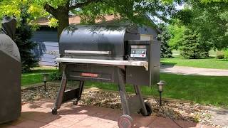 My Experience with a First Generation Traeger Timberline
