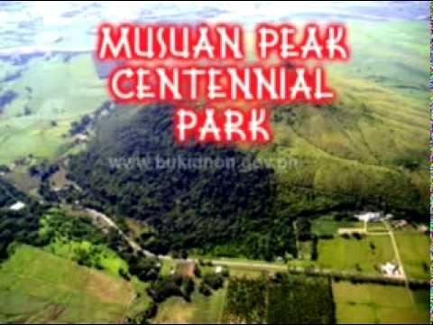Video Bukidnon Tourist Spots