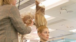 Architecture Freestyle Challenge - Hair: Series 2 Episode 1 - BBC Two