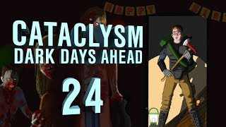 "Cataclysm: Dark Days Ahead ""Bran"" | Ep 24 ""Headshot Hotshot"""