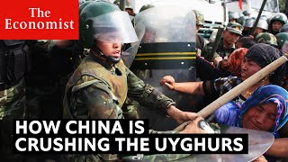 How China is crushing the Uighurs   The Economist