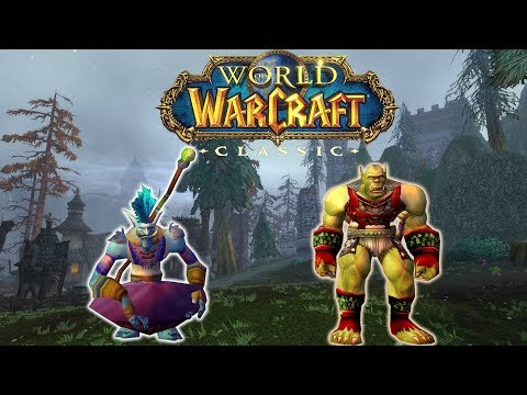 Wow Classic CLASS COMBO #7 - VÍCE DUNGEONŮ = VÍCE LOOTU!