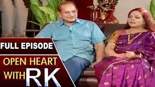 Krishna And Vijaya Nirmala Open Heart With RK | Full Episode | ABN Telugu