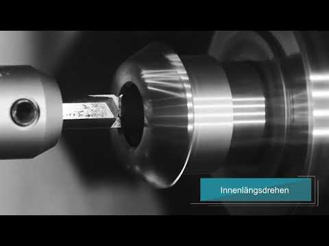 Verzahnungstechnologie auf dem Dreh-Fräszentrum INDEX G220