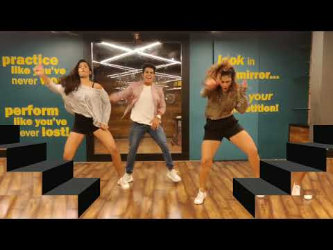 Nawabzaade: TERE NAAL NACHNA Song Feat. Badshah | Dance Cover | Mona Asrani feat. Aadil & krutika