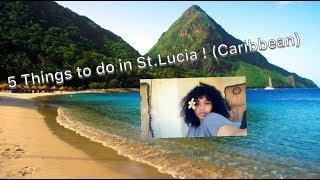 ST.LUCIA | 5 Things to Do ! | Vilinda Joyeux