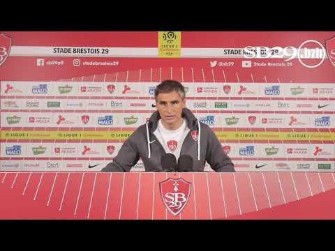Brest - Dijon | Conférence de presse d'avant-match