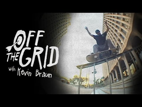 Kevin Braun - Off The Grid