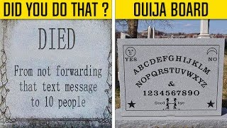 Funny Tombstones That Are Impossible Not To Laugh At