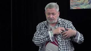 Игорь Калинаускас «Душа и творчество». 15 июля 2018 года. Москва