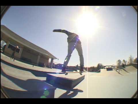Wawa Skatepark Montage