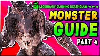 Fallout 76 - 3 STAR LEGENDARY Deathclaw Locations & Mirelurk Queen Locations (Fallout 76 Guide)