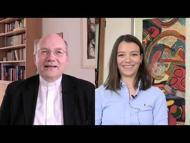 Katharina und Bischof Helmut - Zwiegespräche in Zeiten von Corona Teil 3