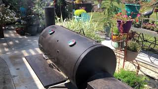 BigNasty Smoking DIY with Big Country Pecos Smoker Mods