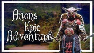 Anon's Epic Adventure Part 1/2 | 4Chan Stories