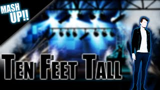 Just Dance 2015 | Afrojack - Ten Feet Tall (feat. Wrabel) | FAN MADE | MashUp | Made By Me