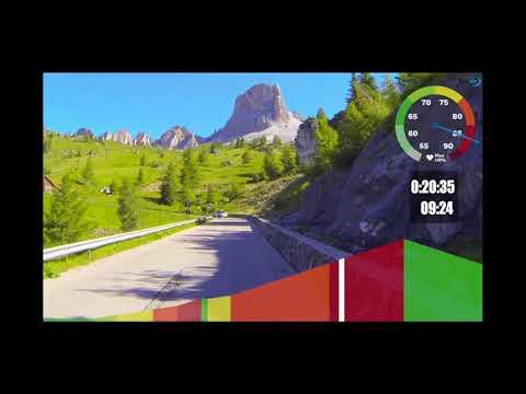 Dempo Aplifit Cycling - Rutas de ciclismo reales