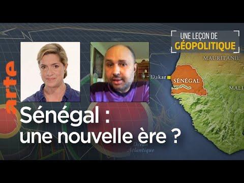 Sénégal : une nouvelle ère ? - Une Leçon de géopolitique #28 – Le Dessous des cartes| ARTE