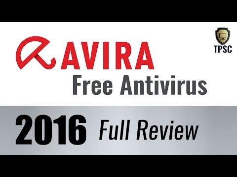 Avira Free Antivirus tutorial