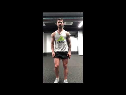 Ból mięśni po naładowaniu