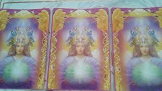 Pick A Card Yes/no question&Answer using Doreen Virtue's Angel Answers oracle card deck