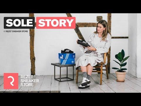 Sole Story - Style your adidas Sambarose