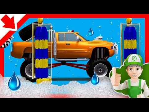 Macchine grandi per bambini. Auto bambini a motore. Сartoni animati. Macchine per bambini di 7 anni.