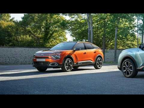 New Ë-C4 -100% Ëlectric, And New C4: New-Generation Citroën Hatchback Unveiled!