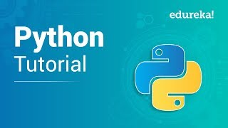 Python Tutorial For Beginners | Python Full Course | Python Programming Tutorial | Edureka