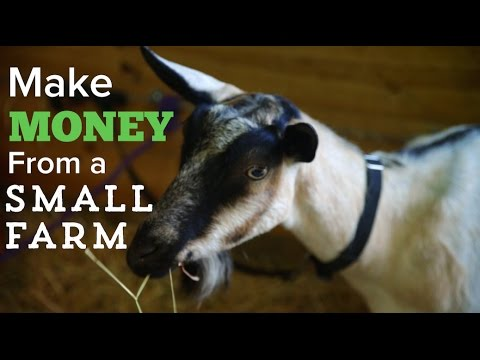 , title : 'How to Make Money on a Small Farm