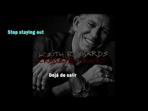 Goodnight Irene – Keith Richards (Subtitulada Inglés/Español)