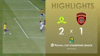 CL CAF : Mamelodi Sundowns 2-1 USM Alger