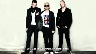 Above & Beyond - You Got To Go (Kyau & Albert Remix)