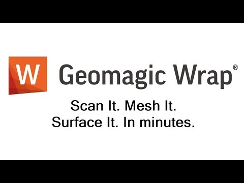 Geomagic Wrap 2012 Overview