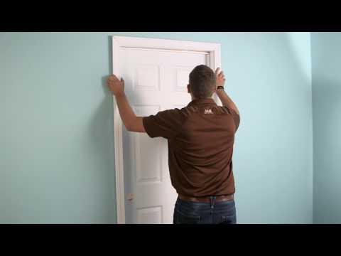 MASTERCRAFT Interior Doors > Interior Doors > Interior Door Plumb Test