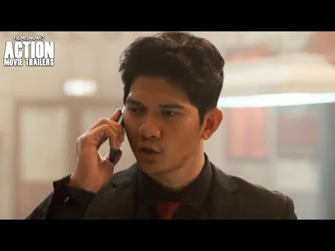 The night comes for us   full trailer for iko uwais  joe taslim action movie