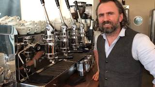 10 Cappuccino's In 4 Minutes 30 Seconds?!